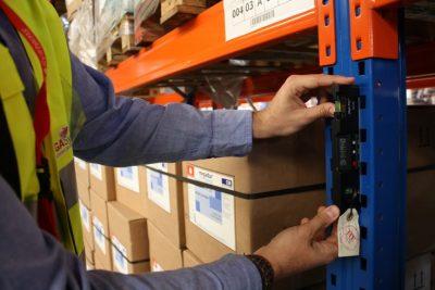 inspección de estanterías necesaria y obligatoria