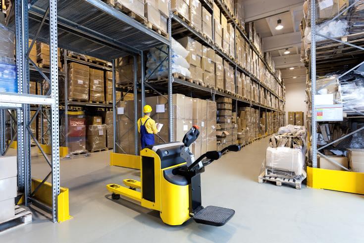 Legislación sobre la seguridad en almacenes