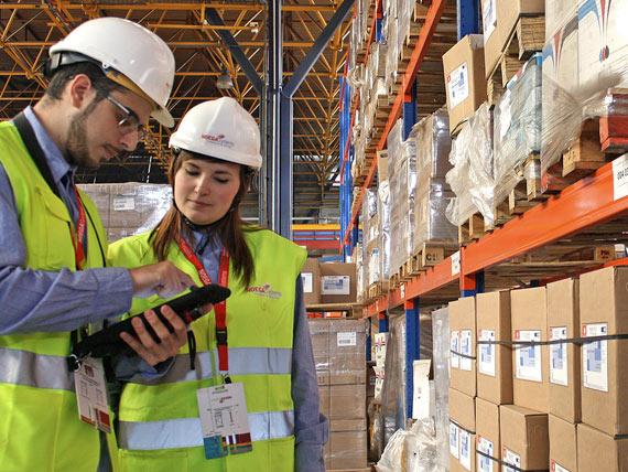 Formación seguridad en sistemas de almacenaje