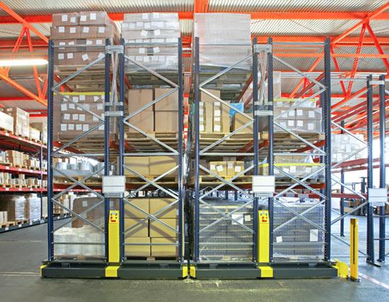 Validación de sistemas de almacenaje