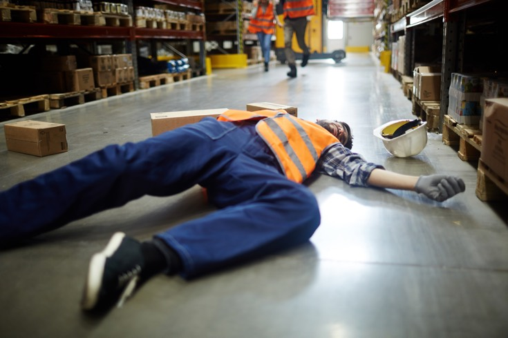 importancia de la seguridad en el trabajo en los almacenes