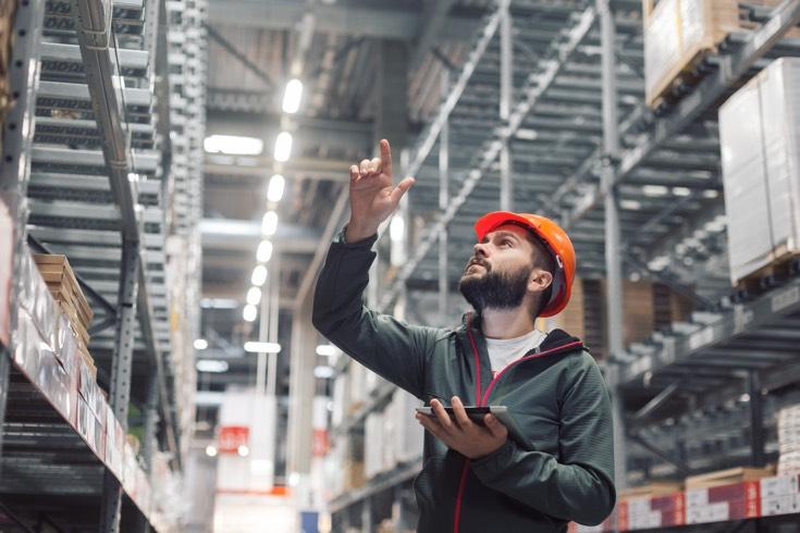 Planes de inspección y mantenimiento de los equipos del almacén