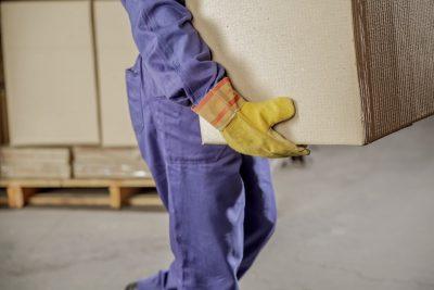 Recomendaciones para una manipulación manual de cargas segura