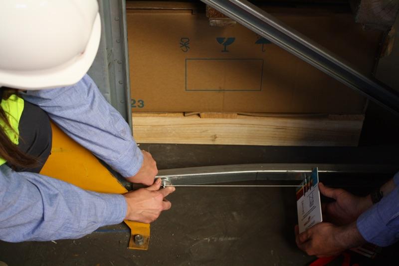 Fallos frecuentes en las estanterías que atentan contra la seguridad laboral